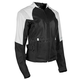 Women's White/Black Sinfully Sweet Mesh Jacket