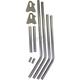 Universal Weld-On Hardtail Kit - 104-0011