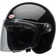 Black Riot Helmet