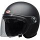 Matte Black Riot Helmet