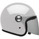 White Riot Helmet