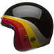 Black/Red/Gold Custom 500 Chemical Candy LE Helmet