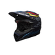 Black/White Moto-9 Flex Day In The Dirt LE Helmet
