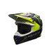 Black/Green Moto-9 Flex Monster Energy Pro Circuit 2017 LE Helmet