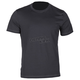 Black Teton Merino Wool Base Layer T-Shirt