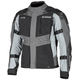 Black/Gray Kodiak Touring Series Jacket - European Sizing