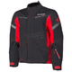 Black/Red Honda Carlsbad Adventure Series Jacket