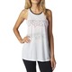 Women's Light Heather Gray Cortex Muscle Tank Top