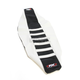 White/Black RS1 Seat Cover - 20-29630
