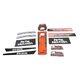 Universal Metal Mulisha Orange Trim Kit - 20-50560