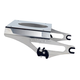 Polished Stainless Tour Pack Quick Detach Rack - RX-TRPSLM-PS