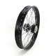 Black 21x2.15 40 Spoke Front Wheel - 51673