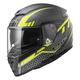 Matte Titanium/Yellow Breaker Helmet