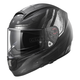 Black/Chrome Citation Razor Helmet
