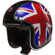 Red/White/Blue Kurt Bobber Union Helmet