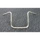 Polished 1 1/4 in. Stainless Steel Straight Jacket 14 in. Rise Handlebar - 2211057
