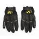 Black Dakar Pro Gloves