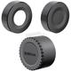 Prism Tube Lens Cap and Rear Caps - 843-01013