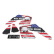 Metal Mulisha Standard Shroud Graphics Kit - 20-11318