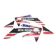 Metal Mulisha Standard Shroud Graphics Kit - 20-11322