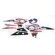 Metal Mulisha Standard Shroud Graphics Kit - 20-11232