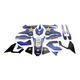 Rockstar Standard Complete Graphics Kit - 20-07210
