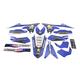 Rockstar Standard Complete Graphics Kit - 20-07232