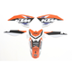 EVO 13 Standard Shroud Graphics Kit - 20-01554