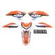EVO 13 Standard Shroud Graphics Kit - 20-01558