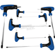 7 Pc Metric T-Handle Set - W1712