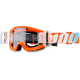 Orange/Blue Strata Junior Goggles - 50520-006-02