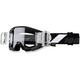 Black/White Goliath Strata Junior Goggles - 50520-166-02