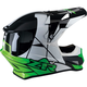 Green Rise Helmet