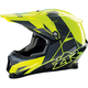 Hi-Viz Yellow Rise Helmet