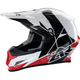Red Rise Helmet