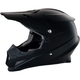 Flat Black Rise Helmet