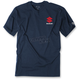Navy Suzuki Shutter Premium T-Shirt