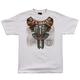 White 2017 Sturgis Crossed Pistols T-Shirt