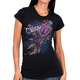 Women's Black 2017 Sturgis Windy Dream Catcher T-Shirt