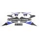 EVO 14 Standard Shroud Graphics Kit - 20-01228