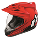 Red Variant Double Stack Helmet