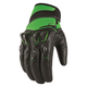 Green Konflict Gloves