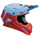 Blue/Red Sector Level Helmet