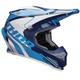 Navy/Blue Sector Ricochet Helmet