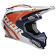 Navy/Orange Sector Ricochet Helmet