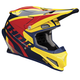 Navy/Yellow Sector Ricochet Helmet