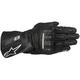 Black/Dark Gray SP-8 v2 Leather Gloves