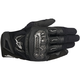 Black SMX-2 Air Carbon v2 Leather Gloves