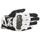 Black/White SMX-2 Air Carbon v2 Leather Gloves