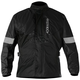 Black Hurricane Rain Jacket